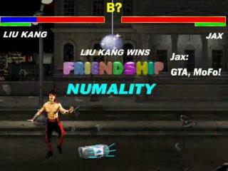 Mortal Combat XD